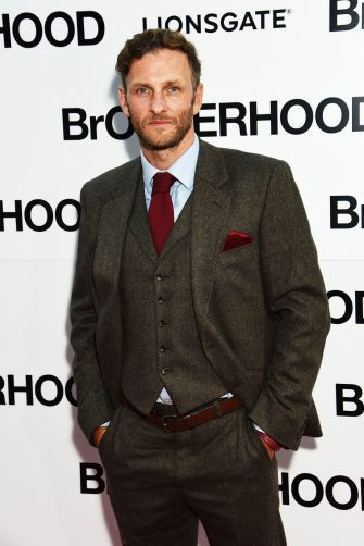 """LONDON, ENGLAND - AUGUST 23:  Steven Cree attends the world premiere of """"BrOTHERHOOD"""" at Westfield London on August 23, 2016 in London, England.  (Photo by Dave J Hogan/Dave J Hogan/Getty Images)"""