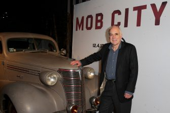 HOLLYWOOD, CA - NOVEMBER 21:  Actor Jeffrey DeMunn attends TNT's 'Mob City' Screening after party at Emerson Theatre on November 21, 2013 in Hollywood, California.  (Photo by Joe Kohen/Getty Images)