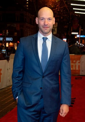 "US actor Corey Stoll attends the premiere of ""Driven"" during the Toronto International Film Festival, on September 10, 2018, in Toronto, Ontario, Canada. (Photo by VALERIE MACON / AFP)        (Photo credit should read VALERIE MACON/AFP via Getty Images)"