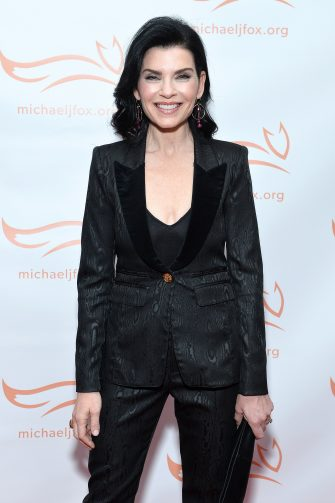 NEW YORK, NEW YORK - NOVEMBER 16: Julianna Margulies attends A Funny Thing Happened On The Way To Cure Parkinson's benefitting The Michael J. Fox Foundation on November 16, 2019 in New York City. (Photo by Noam Galai/Getty Images The Michael J. Fox Foundation)