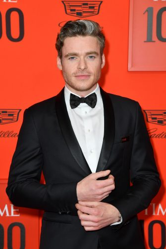 Scottish actor Richard Madden arrives on the red carpet for the Time 100 Gala at the Lincoln Center in New York on April 23, 2019. (Photo by ANGELA WEISS / AFP)        (Photo credit should read ANGELA WEISS/AFP via Getty Images)