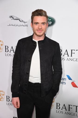 LOS ANGELES, CALIFORNIA - JANUARY 05: Richard Madden attends The BAFTA Los Angeles Tea Party at Four Seasons Hotel Los Angeles at Beverly Hills on January 05, 2019 in Los Angeles, California. (Photo by Daniele Venturelli/Getty Images)