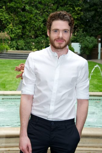 "BEVERLY HILLS, CA - MARCH 18:  Richard Madden at the ""Game Of Thrones"" Press Conference at the Four Seasons Hotel on March 18, 2013 in Beverly Hills, California.  (Photo by Vera Anderson/WireImage)"