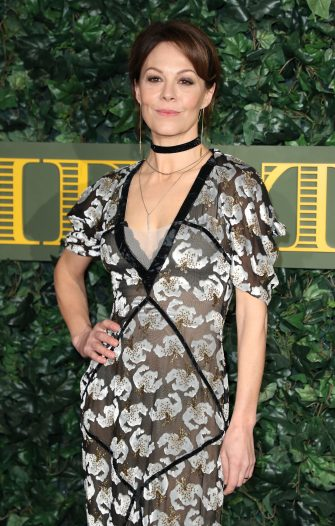 LONDON, ENGLAND - NOVEMBER 13:  Helen McCrory attends The London Evening Standard Theatre Awards at The Old Vic Theatre on November 13, 2016 in London, England.  (Photo by Mike Marsland/Mike Marsland/WireImage)