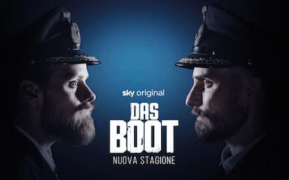Das Boot 2, il cast e i personaggi della nuova stagione della serie tv