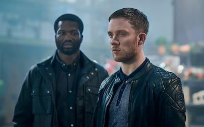 Gangs of London, le foto della nuova serie tv in onda su Sky