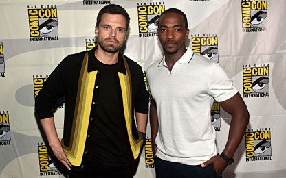The Falcon and the Winter Soldier, Anthony Mackie parla della serie tv