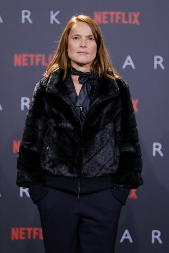 BERLIN, GERMANY - NOVEMBER 20:  Karoline Eichhorn attends the premiere of the first German Netflix series 'Dark' at Zoo Palast on November 20, 2017 in Berlin, Germany.  (Photo by Andreas Rentz/Getty Images for Netflix)