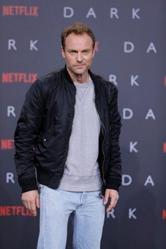BERLIN, GERMANY - NOVEMBER 20:  Mark Waschke attends the premiere of the first German Netflix series 'Dark' at Zoo Palast on November 20, 2017 in Berlin, Germany.  (Photo by Andreas Rentz/Getty Images for Netflix)