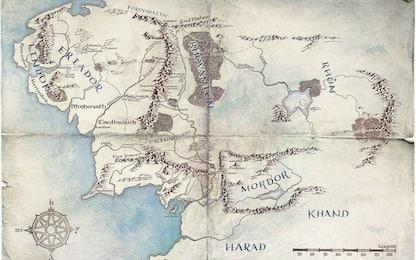 Il Signore degli Anelli, Galadriel, Sauron ed Elrond nella serie TV