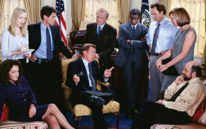 The West Wing, il cast della serie cult di Aaron Sorkin