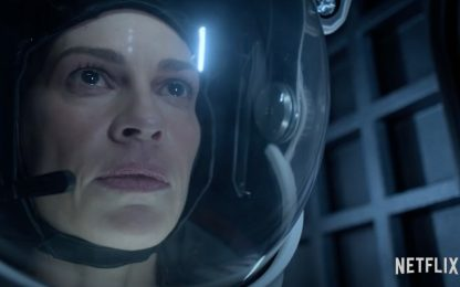 Away, fuori il trailer della serie TV con Hilary Swank