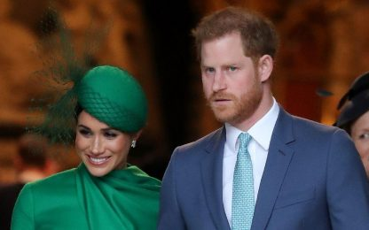 Harry e Meghan smentiscono, nessun reality show