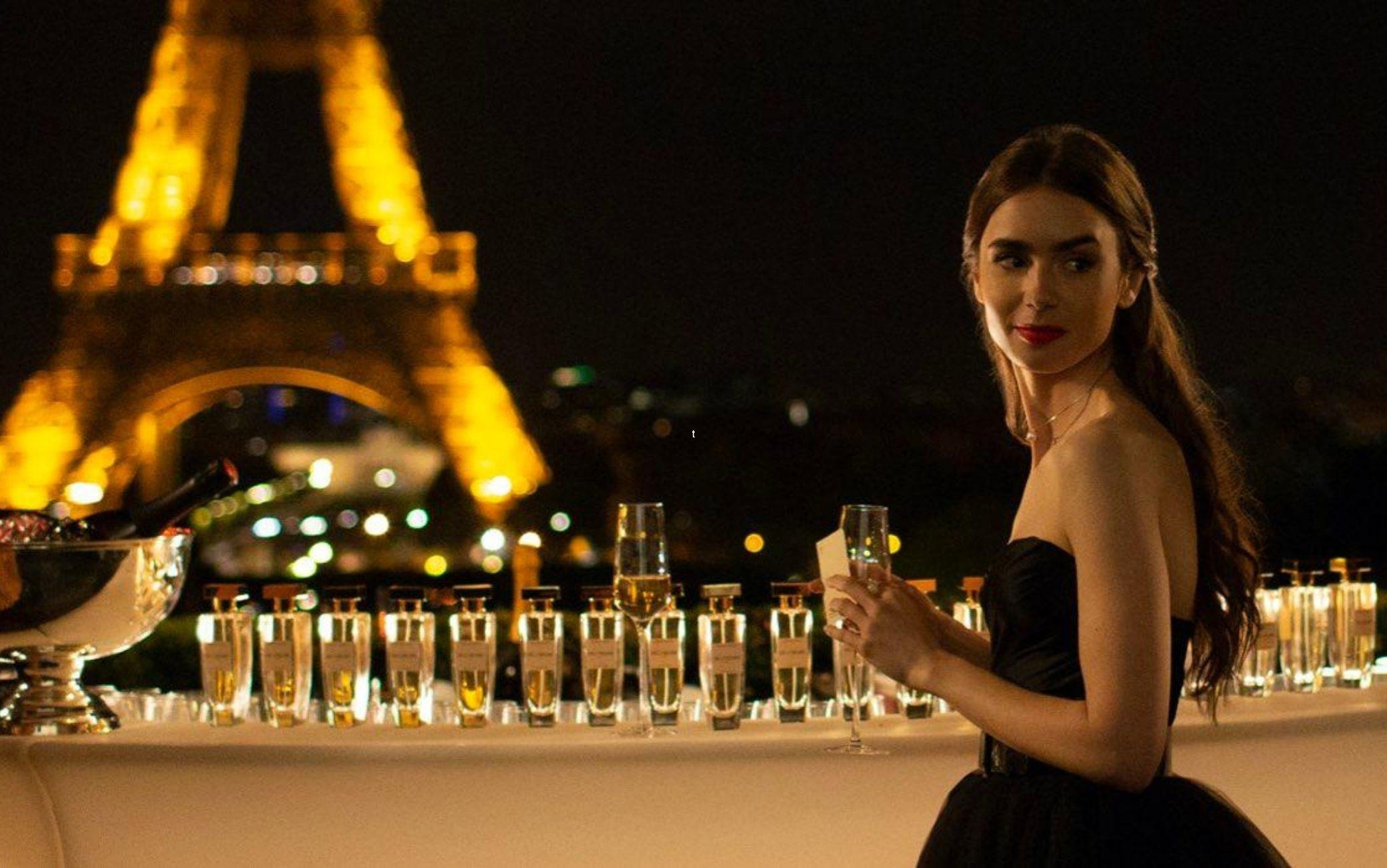 Emily in Paris, pubblicato il teaser della serie tv Netflix