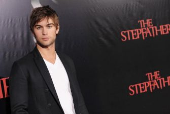 """NEW YORK - OCTOBER 12:  Actor Chace Crawford attends at the premiere of """"The Stepfather"""" at the SVA Theater on October 12, 2009 in New York City. (Photo by Dimitrios Kambouris/WireImage)"""