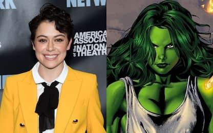 She-Hulk, Tatiana Maslany protagonista della serie TV