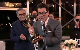 Dan Levy Emmy 2020