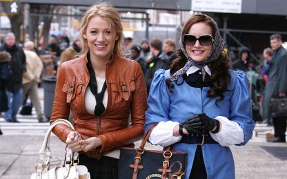 Gossip Girl, il costumista parla del reboot della serie TV