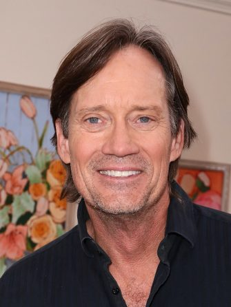 """UNIVERSAL CITY, CA - OCTOBER 24:  Actor Kevin Sorbo visits Hallmark's """"Home & Family"""" at Universal Studios Hollywood on October 24, 2017 in Universal City, California.  (Photo by David Livingston/Getty Images)"""