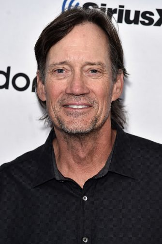 NEW YORK, NEW YORK - OCTOBER 07: (EXCLUSIVE COVERAGE) Kevin Sorbo visits SiriusXM Studios on October 07, 2019 in New York City. (Photo by Steven Ferdman/Getty Images)