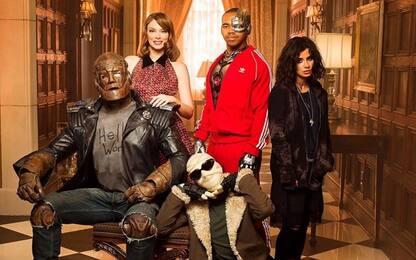 Doom Patrol 2, il cast della serie tv