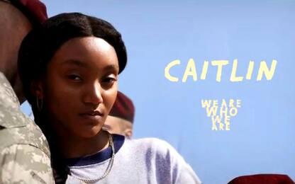 We Are Who We Are, cast e personaggi: Jordan Kristine Seamón è Caitlin