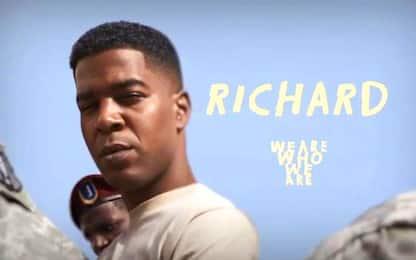 We Are Who We Are, cast e personaggi: Scott Mescudi è Richard