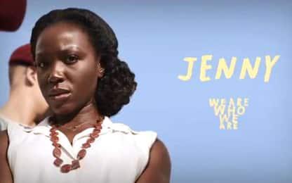 We Are Who We Are, cast e personaggi: Faith Alabi è Jenny