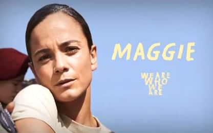 We Are Who We Are, cast e personaggi: Alice Braga Moraes è Maggie