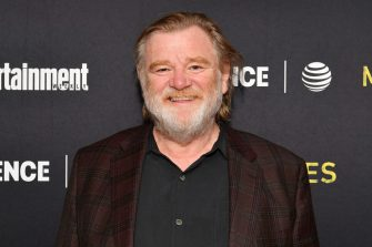 NEW YORK, NY - AUGUST 08:  Brendan Gleeson attends a first look screening of Mr. Mercedes Season 2 hosted by Entertainment Weekly and Audience Network at the Crosby Street Hotel on August 8, 2018 in New York City.  (Photo by Dia Dipasupil/Getty Images for Entertainment Weekly)