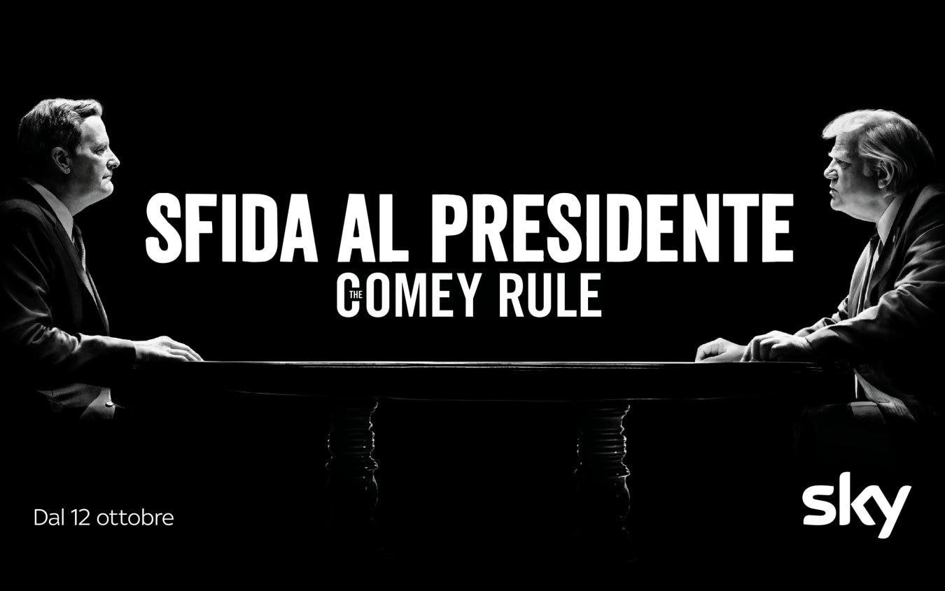 The Comey Rule: su Sky la sfida tra Donald Trump e l'ex capo dell'FBI