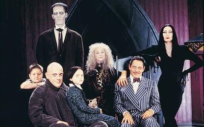 La Famiglia Addams: Tim Burton al lavoro su una serie TV