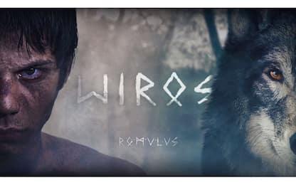 Romulus, Francesco Di Napoli racconta il suo personaggio, Wiros. VIDEO