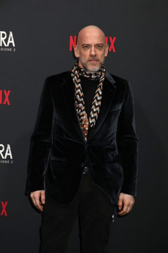"""ROME, ITALY - FEBRUARY 20: Filippo Nigro attends the after party for Netflix """"Suburra"""" The Series, season 2 launch at Circolo Degli Illuminati on February 20, 2019 in Rome, Italy. (Photo by Elisabetta Villa/Getty Images for Netflix)"""