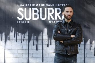 """ROME, ITALY - FEBRUARY 20: Jacopo Venturiero attends a photocall for Netflix """"Suburra"""" The Series, season 2 at Casa del Cinema on February 20, 2019 in Rome, Italy. (Photo by Elisabetta Villa/Getty Images for Netflix)"""
