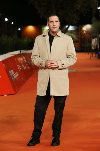 """ROME, ITALY - OCTOBER 22:   Adamo Dionisi attends the red carpet of the movie """"The Shift"""" during the 15th Rome Film Festival on October 22, 2020 in Rome, Italy. (Photo by Elisabetta Villa/Getty Images for RFF)"""