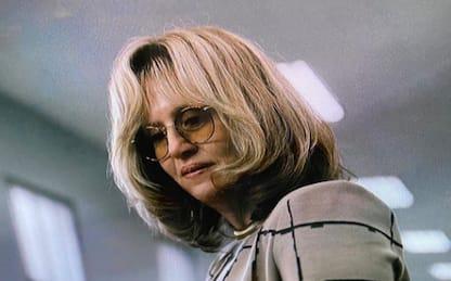 Impeachment: American Crime Story, Sarah Paulson sul set