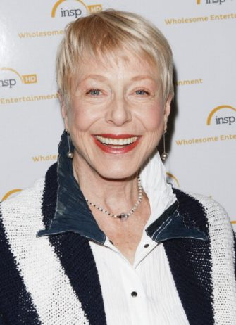 LOS ANGELES, CA - APRIL 30:  Actress Karen Grassle at The Cable Show on April 30, 2014 in Los Angeles, California.  (Photo by Michael Bezjian/WireImage)