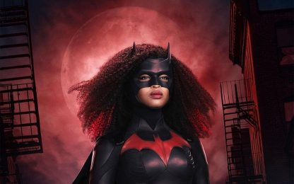 Batwoman, Javicia Leslie vola sul set