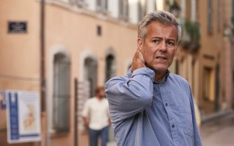 These images are under embargo until w/c 26th October  Gabriel Hirsch (RUPERT GRAVES)