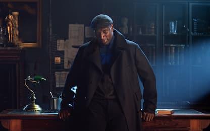 Lupin, il trailer della serie TV Netflix con Omar Sy