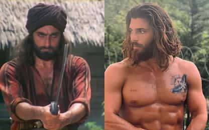 Sandokan, Can Yaman e Luca Argentero nella nuova serie tv