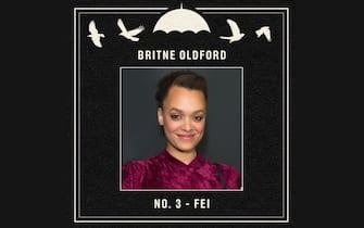 Britne Oldford