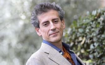 """Gaetano Bruno, al photocall della fiction """"La Porta Rossa"""", Roma, 11 febbraio 2019 ANSA/MASSIMO PERCOSSI"""