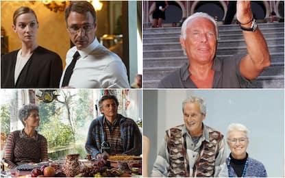 Made in Italy, il cast: gli stilisti nella realtà e nella serie tv