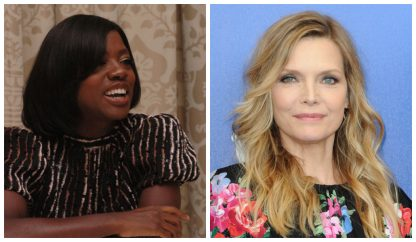 "Viola Davis e Michelle Pfeiffer nel cast di ""The First Lady"""