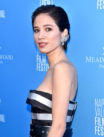 NAPA, CALIFORNIA - NOVEMBER 16: Kelsey Asbille attends the Rising Star Showcase during the Napa Valley Film Festival at Materra Cunat Family Vineyards on November 16, 2019 in Napa, California. (Photo by Tim Mosenfelder/Getty Images)