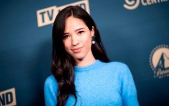 Actress Kelsey Asbille attends the first Comedy Central, Paramount Network and TV Land Press Day, on May 30, 2019 in Los Angeles, California. (Photo by VALERIE MACON / AFP)        (Photo credit should read VALERIE MACON/AFP via Getty Images)