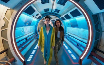 Intergalactic, il trailer della nuova serie tv Sky Original