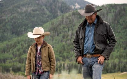 Yellowstone 3, Kevin Costner torna su Sky